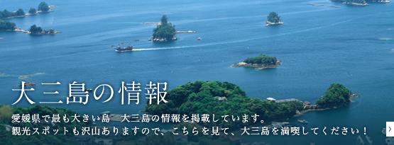 大三島の情報